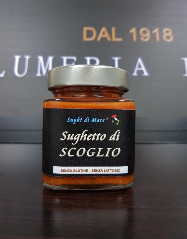 sugo spaghetti allo scoglio