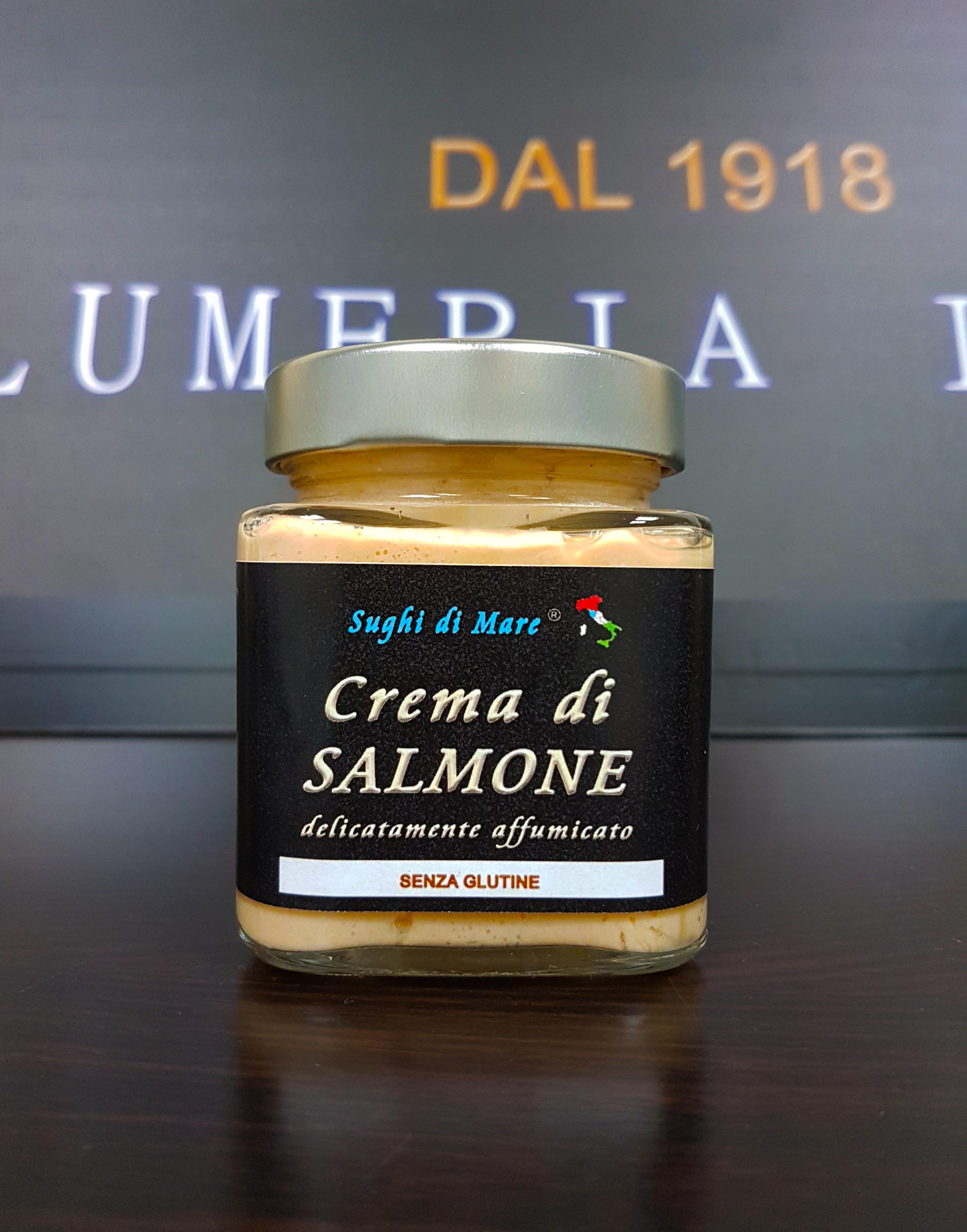 Crema di Salmone